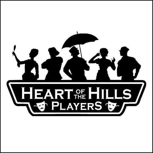 Heart of the Hills Players Logo